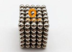 N35 NdFeB Sphere Magnet D5mm