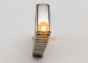 N35 NdFeB T-shape Magnet 15mm*7mm*3mm