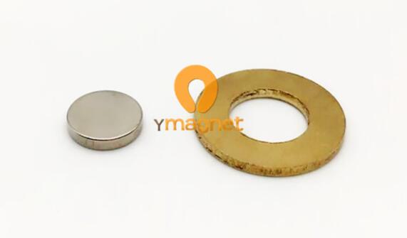 n42 ndfeb disc magnet d10mm 2mm 1 - N42 NdFeB Disc Magnet D10mm*2mm