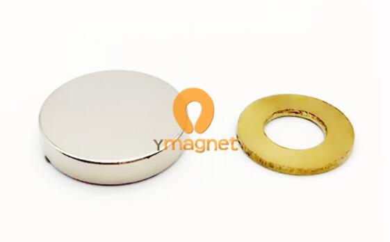 n42 ndfeb disc magnet d25mm 5mm 1 - N42 NdFeB Disc Magnet D25mm*5mm