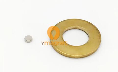 n42 ndfeb disc magnet d3mm 1mm 1 - N42 NdFeB Disc Magnet D3mm*1mm