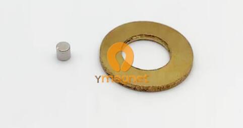 n42 ndfeb disc magnet d3mm 3mm 1 - N42 NdFeB Disc Magnet D3mm*3mm