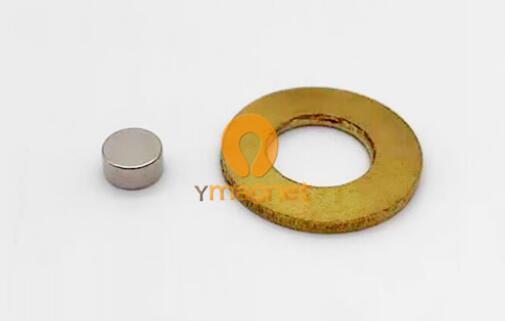 n42 ndfeb disc magnet d6mm 3mm 1 - N42 NdFeB Disc Magnet D6mm*3mm
