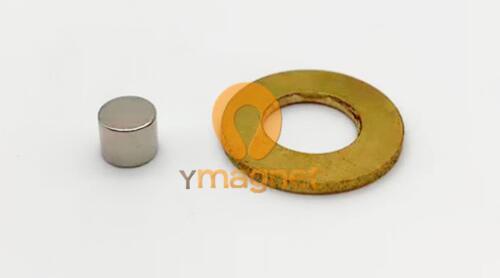 n42 ndfeb disc magnet d6mm 5mm 1 - N42 NdFeB Disc Magnet D6mm*5mm