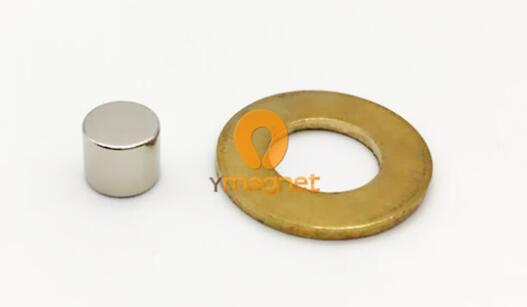 n42 ndfeb disc magnet d7mm 6mm 1 - N42 NdFeB Disc Magnet D7mm*6mm