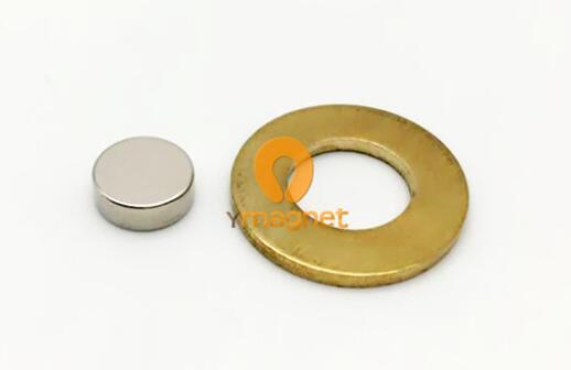 n42 ndfeb disc magnet d8 5mm 3mm 2 - N42 NdFeB Disc Magnet D8.5mm*3mm