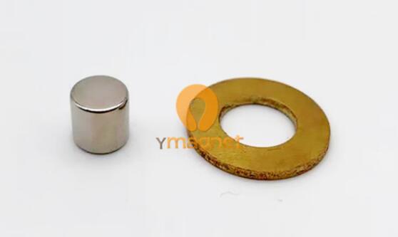 n42 ndfeb disc magnet d8mm 8mm 1 - N42 NdFeB Disc Magnet D8mm*8mm