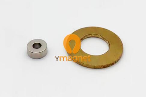 n50 ndfeb ring magnet d7mm 3mm 3mm 1 - N50 NdFeB Ring Magnet D7mm*3mm*3mm