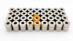 N50 NdFeB Ring Magnet D7mm*3mm*3mm