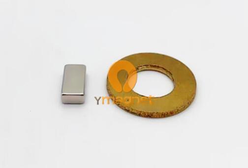 n52 ndfeb block magnet f10mm 5mm 3mm 1 - N52 NdFeB Block Magnet F10mm*5mm*3mm