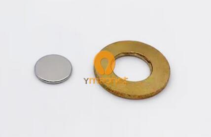 n52 ndfeb disc magnet d10mm 1mm 2 - N52 NdFeB Disc Magnet D10mm*1mm