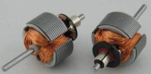 What is needle winding technology of motor winding