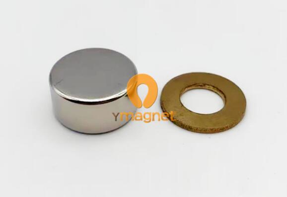 n52 ndfeb disc magnet d20mm10mm 1 - N52 NdFeB Disc Magnet D20mm*10mm