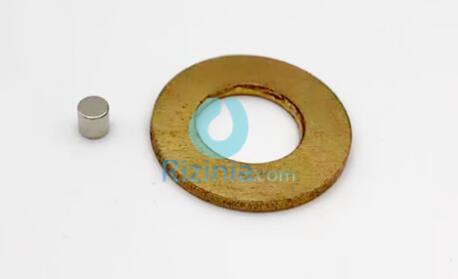 n35 ndfeb rod magnet d3 17mm3 17mm 1 - N35 NdFeB Rod Magnet D3.17mm*3.17mm