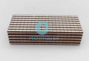 N35 NdFeB Rod Magnet D3.17mm*3.17mm