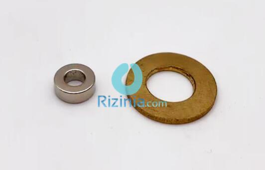 n45 ndfeb ring magnet d9mm3 37mm4 5mm 1 - N45 NdFeB Ring Magnet D9mm*3.37mm*4.5mm