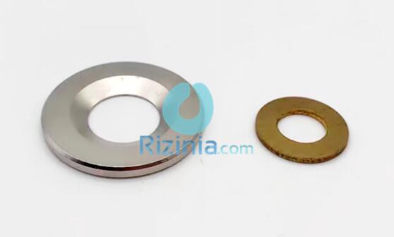 n35 ndfeb disc countersunk magnet d36mm3mm 26mm 1 - N35 NdFeB Disc Countersunk Magnet D36mm*3mm-26mm