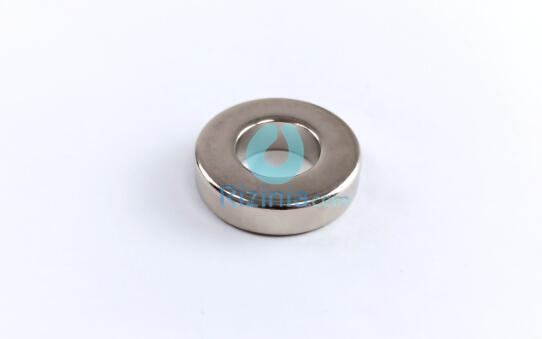 n48 ndfeb ring magnet d14mm14mm5mm 3 - N48 NdFeB Ring Magnet D14mm*14mm*5mm