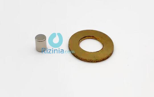 n48 ndfeb rod magnet d4 76mm6 35mm 1 - N48 NdFeB Rod Magnet D4.76mm*6.35mm