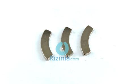 n50 ndfeb arc magnet r11 15xr8 4x12 21mmx1 1mmx2 75mm 1 - N50 NdFeB Arc Magnet R11.15xR8.4x12.21mmx1.1mmx2.75mm