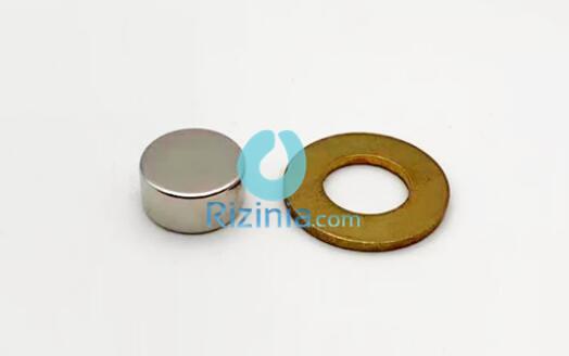 n35 ndfeb disc magnet d12 7mm6 3mm 1 - N35 NdFeB Disc Magnet D12.7mm*6.3mm
