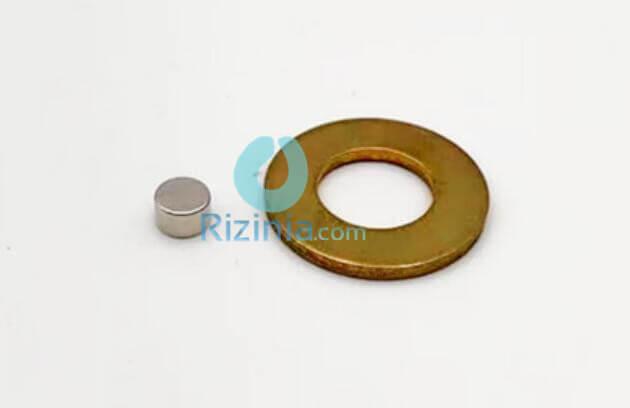 n35 ndfeb disc magnet d5mm3mm 1 - N35 NdFeB Disc Magnet D5mm*3mm