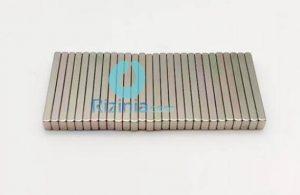 N42 NdFeB Block Magnet F19.05mmx3.175mmx1.6mm
