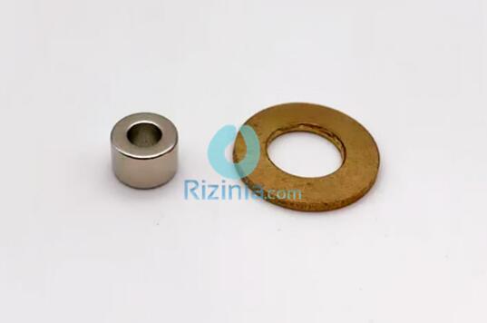 n45 ndfeb ring magnet d9mm6mm4 5mm 1 - N45 NdFeB Ring Magnet D9mm*6mm*4.5mm